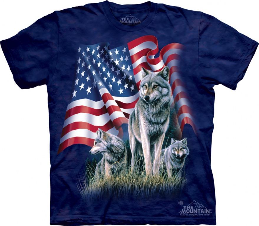 байкерская футболка