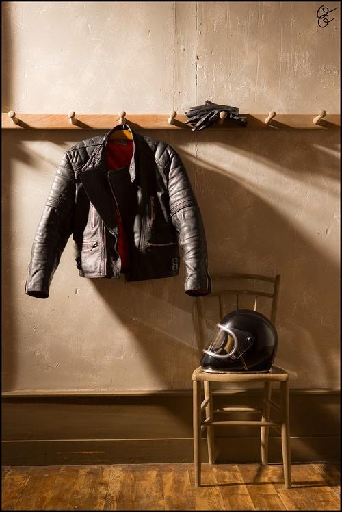экипировка для мотоциклистов - защита