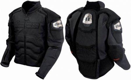 куртка мотоциклетная с защитой