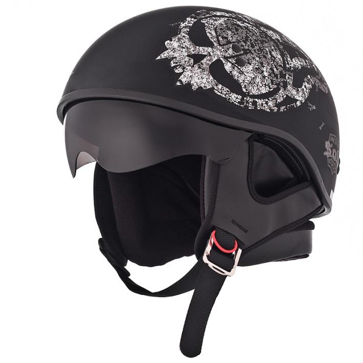 Открытый шлем для мотоцикла