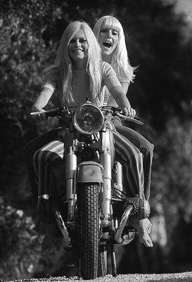 первая поездка на мотоцикле