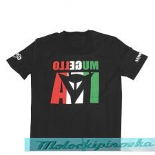 DAINESE  MUGELLO FLAG D1 T-SHIRT
