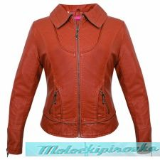 Aoxite Womens Rebel Brick Casual Jacket