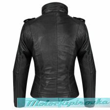 Aoxite Womens Rogue Black Casual Jacket