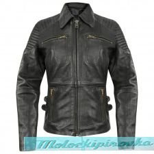 Xelement Womens Bully Leather Jacket