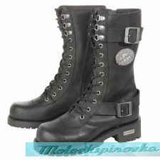 Женские мотоботы Xelement Womens Black X29409 Performance Boot