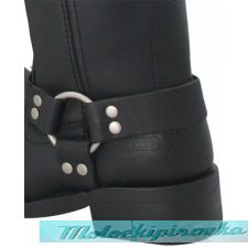 Ladies Classic Motorcycle Harness Boots