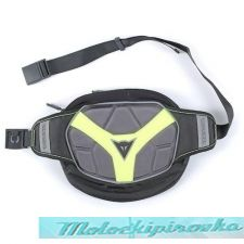 DAINESE D-EXCHANGE POUCH L - BLACK/ANTHRACITE/FLUO-YELLOW сумка L