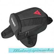 DAINESE D-TANKER MOTORCYCLE MINI BAG - STEALTH-BLACK сумка на бак