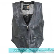 Xelement XS-1288 Womens Leather Vest
