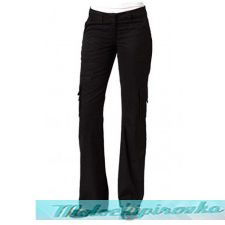 Bellarana Womens Cargo Latittude Black Pants
