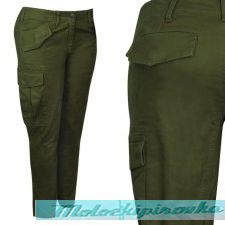 Bellarana Womens Latitude Olive Pants