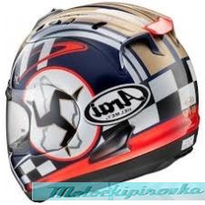 ARAI мотошлем  CORSAIR V TT IoM 2015 LIMITED M