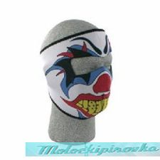 Neoprene Clown Face Mask