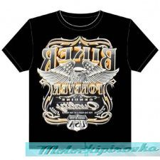 Biker Forever with Eagle Motorcycle T-shirts