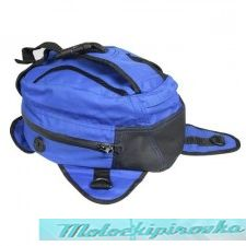 Xelement XS-676 Magnetic Blue Tank Bag