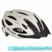 Vulcan Premium Multi Sport White Matte Bicycle Helmet