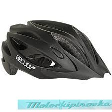 Vulcan Premium Multi Sport Matte Black Bicycle Helmet