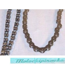 Motorcycle Bike Chain 18 Inch Necklace