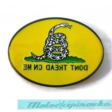 Don't Tread On Me Belt Buckle