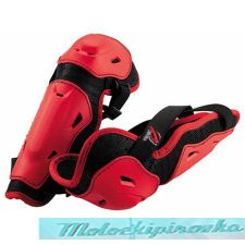 Shift Enforcer Elbow Guard Red