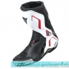 DAINESE TORQUE D1 OUT LADY BOOTS BLACK/WHITE/FUCHSIA ботинки жен 36