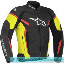ALPINESTARS GP PLUS R V2 52 черно-желтая