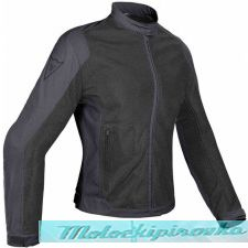 DAINESE AIR FLUX D1 LADY TEX JACKET - BLACK/BLACK куртка тек жен 48