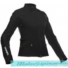 DAINESE ARYA LADY D-DRY JACKET - BLACK/EBONY куртка тек жен 46