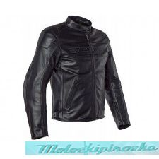 DAINESE BARDO LEATHER JACKET - BLACK куртка кож 50