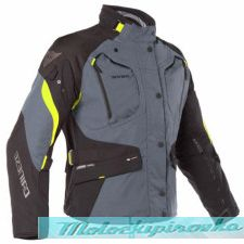 DAINESE DOLOMITI GORE-TEX JACKET - EBONY/BLACK/FLUO-YELLOW куртка муж 48