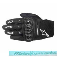 ASTARS MEGAWATT HARD KNUKLE GLOVE S черные