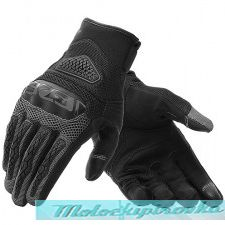 DAINESE BORA GLOVES - BLACK/ANTHRACITE перчатки муж M