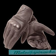 DAINESE CORBIN AIR UNISEX GLOVES - DARK-BROWN перчатки S