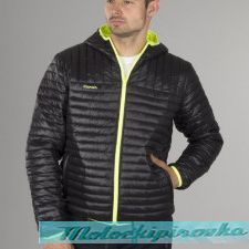 Куртка AIROH PADDING JACKET BLACK/YELL. M