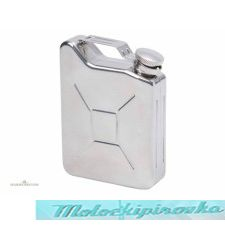 Stainless Steel 5 o.z Gas Can Flask