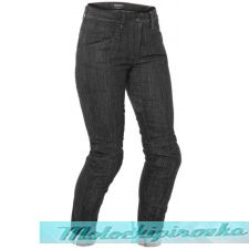 DAINESE ALBA SLIM LADY JEANS - DARK-DENIM джинсы жен 27