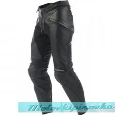 DAINESE ALIEN LEATHER PANTS - BLACK кож брюки муж 54