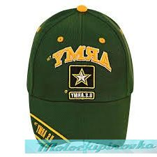 Officially Licensed Army Star Embroidered Green Military Hat