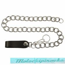 Biker Extra Heavy Chrome Wallet Chain