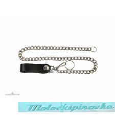 Biker Chrome Wallet Chain