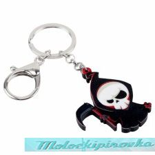 Key Chain Death Wing Skull