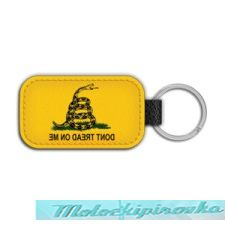 Key Chain Dont Tread On Me