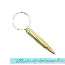 Key Chain 223Cal Brass Bullet