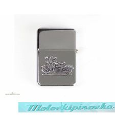 Motorcycle Chrome Lighter