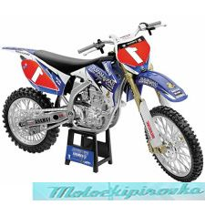YAMAHA YZ450F JAMES STEWART 1/12 (NEW RAY)