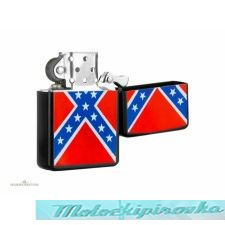 Rebel Flag Oil Lighter