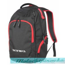 DAINESE D-QUAD BACKPACK - BLACK/RED рюкзак