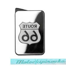 Route 66 Black Mirror Lighter