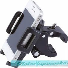 Adjustable Motorcycle or Bicycle Phone Mount